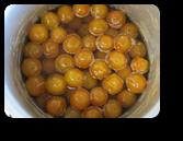 金柑の甘露煮~これでまだまだ寒い2月乗り切ります!